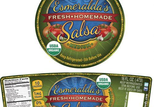 El Sol Esmeralda Label