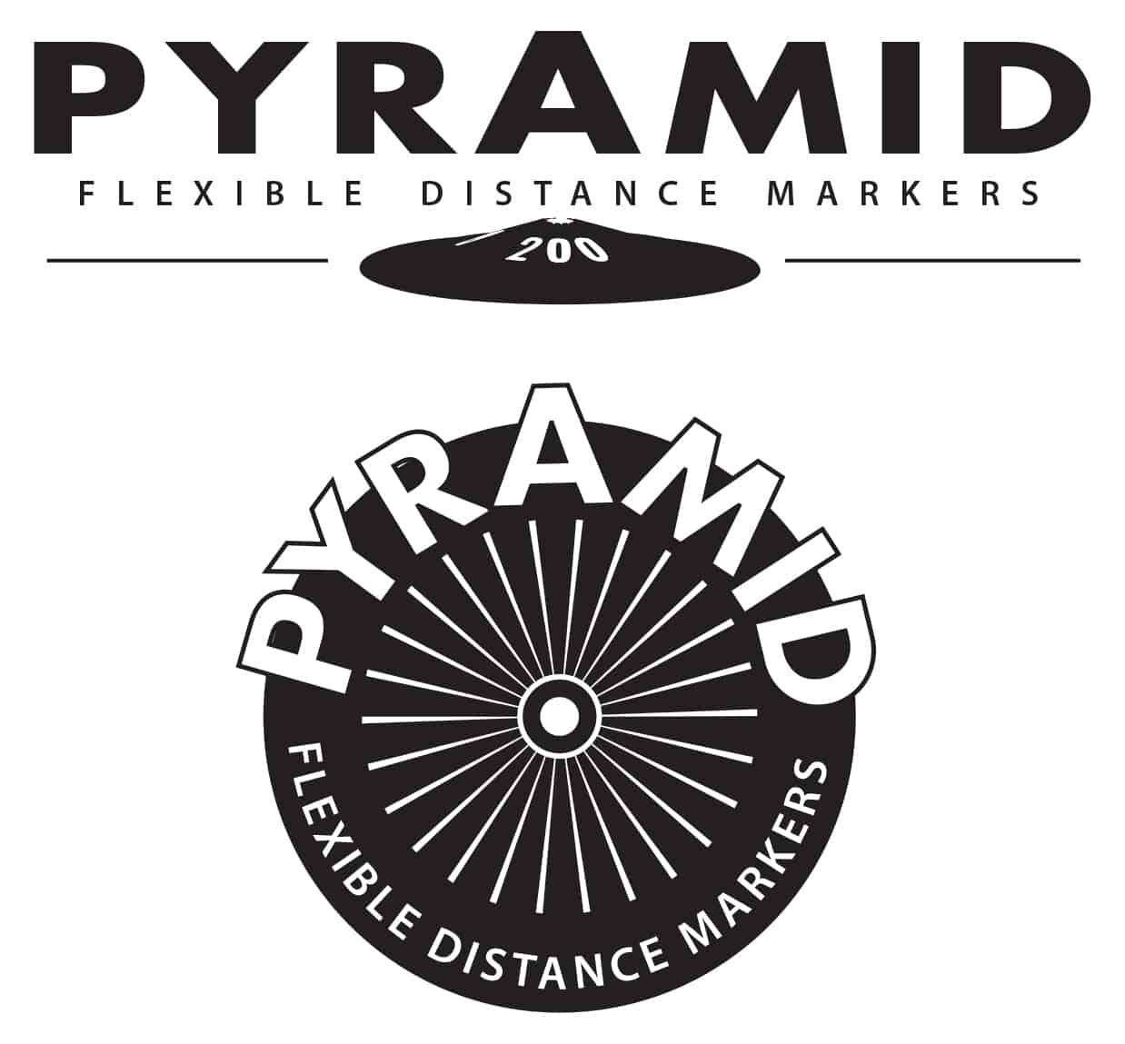 Pyramid Marker Logo