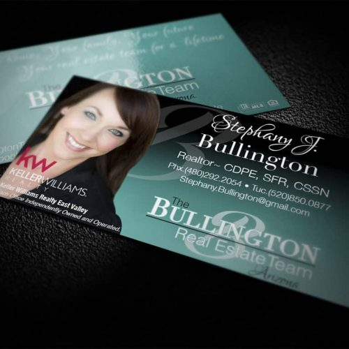Bullington Business Cards