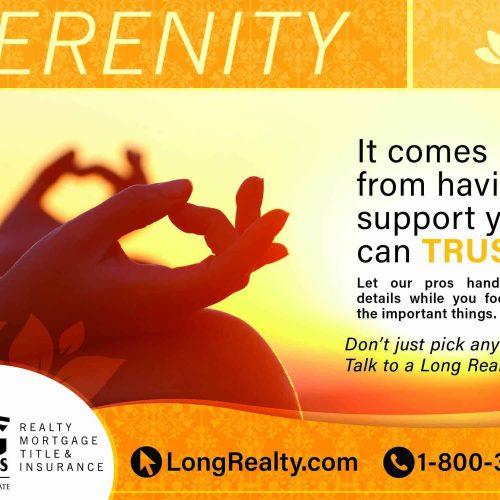Canyon Ranch Ad  - Long Realty