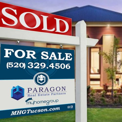 Paragon Sold Sign