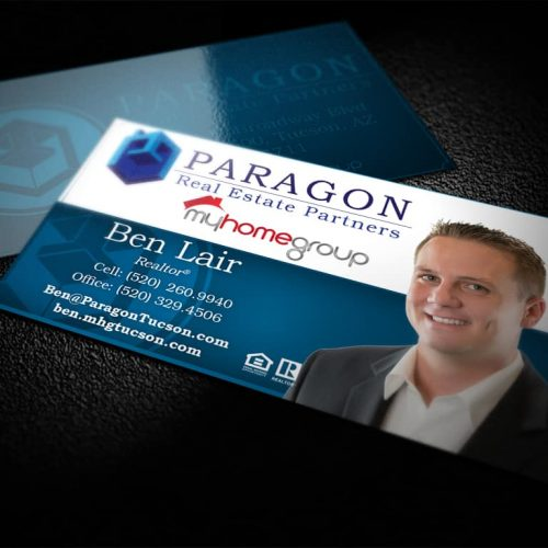 Paragon Business Cards