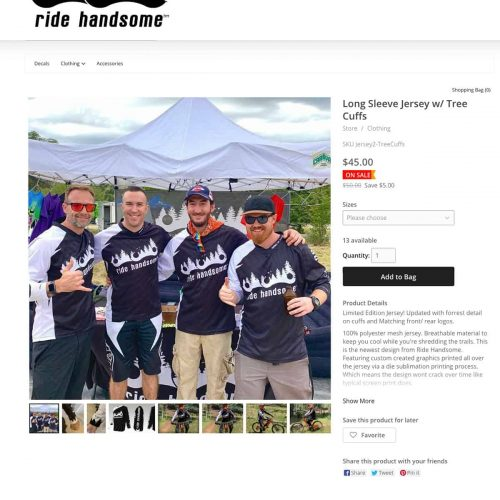 Ride Handsome Clothing
