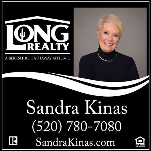 Sandra Kinas Sign - Long Realty