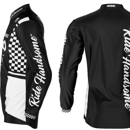 Ride Handsome Jersey